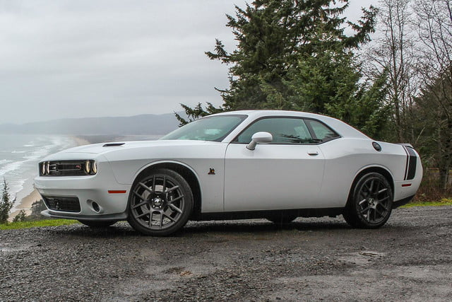 2017 Dodge Challenger Pack
