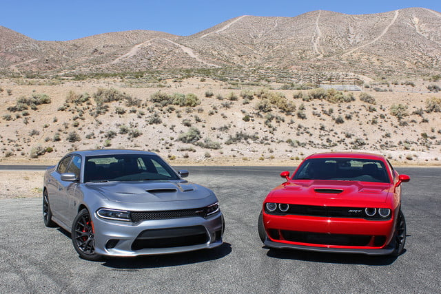 2017 Dodge Charger And Challenger Srt Hellcats