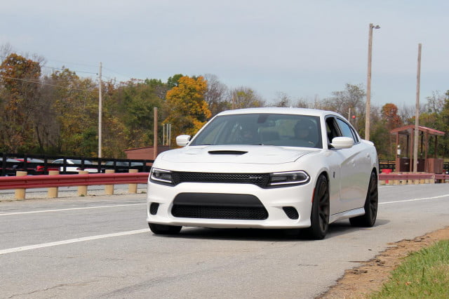 2015 Dodge SRT Charger Hellcat