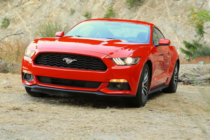 2015 ford mustang ecoboost makes fake engine noise   digital trends