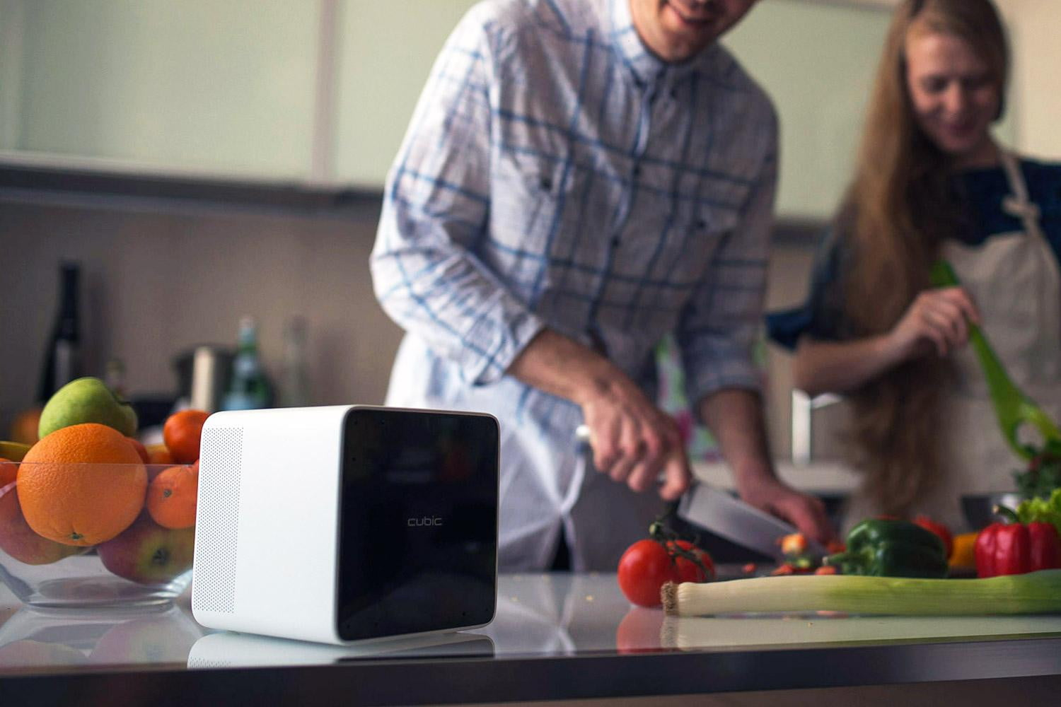 voice controlled home products