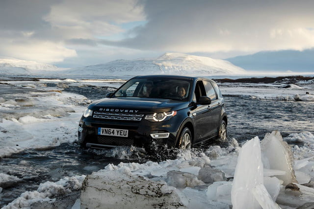 First Drive 2015 Land Rover Discovery Sport Digital Trends
