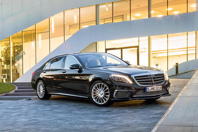 2015 Mercedes_Benz S65 AMG exterior front right