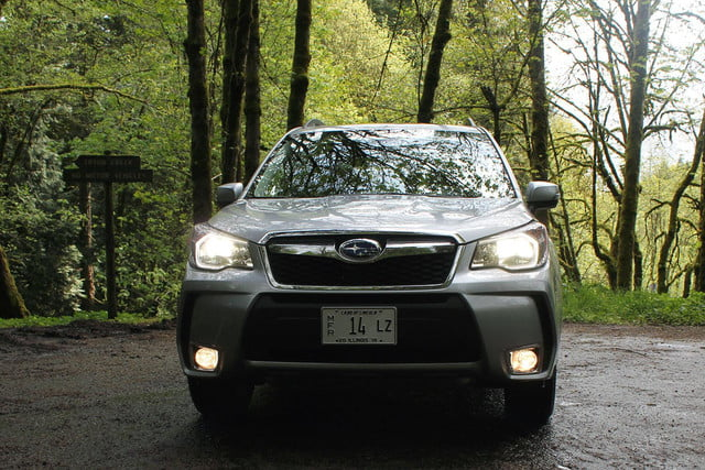 2015 Subaur Forester XT front