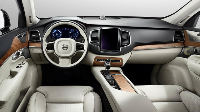 New Volvo Xc90 >> Range Rover Beware The All New Volvo Xc90 Has Launched Digital Trends