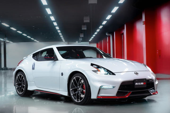 2017 Nissan Z35 Could Feature Turbo Hybrid Powertrain Digital Trends