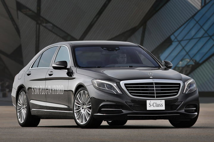 Mercedes Envisions Plug Centric Future 2017 S500 In Hybrid 1