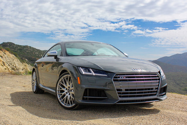 Audi TTS Review Digital Trends - Audi tt