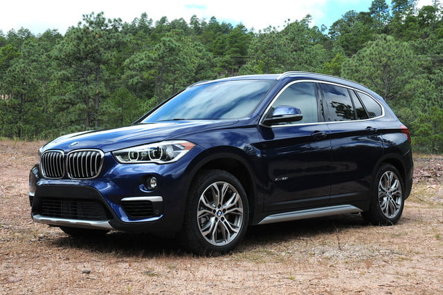 2016 Bmw X1 First Drive Review New Turbo Engine Updated Body