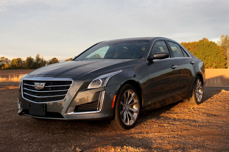 2016 Cadillac CTS Review | Digital Trends