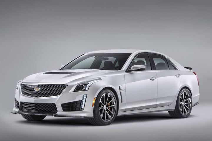 More Powerful Cadillac CTS-V | Specs, News, Rumors | Digital Trends