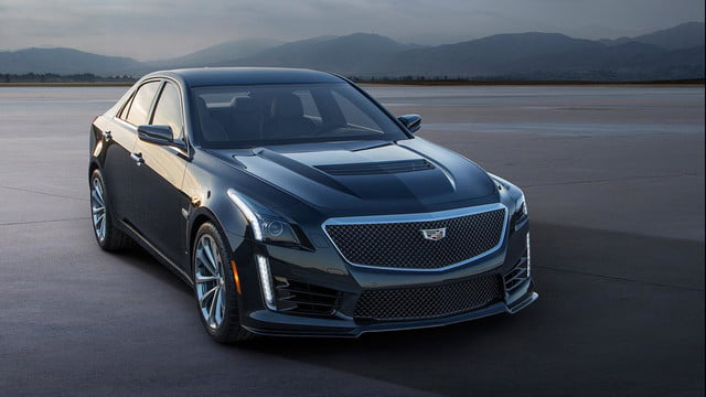 2016 Cadillac CTS-V | Official specs and pictures | Digital Trends