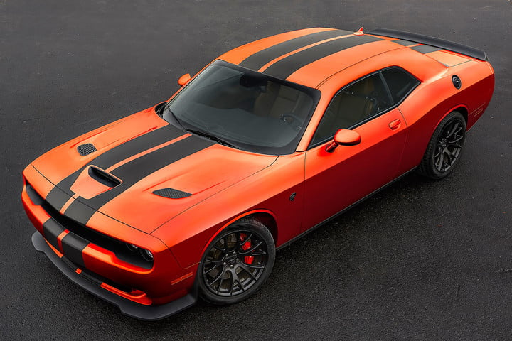 2019 Dodge Challenger Hellcat >> A Sharper And More Powerful Dodge Challenger Hellcat Could Be On