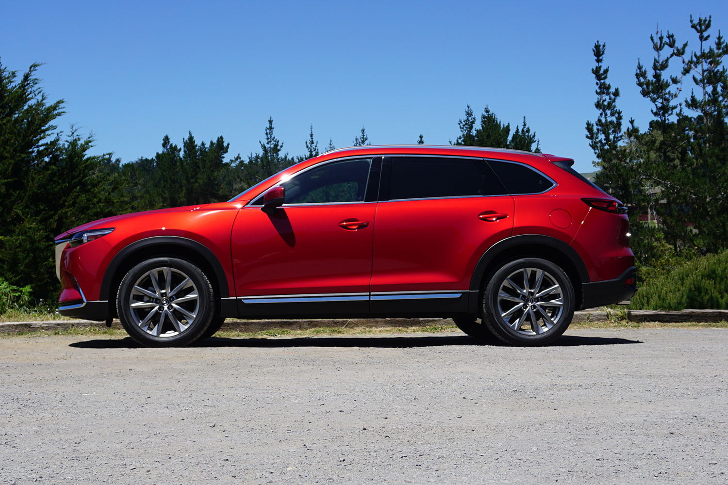 2016 mazda cx 9 first drive impressions digital trends. Black Bedroom Furniture Sets. Home Design Ideas