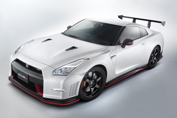 Nissan GT-R NISMO N-Attack coming to SEMA | Digital Trends