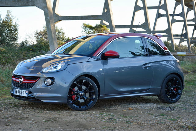 2016 Opel Adam S Review Pictures Specs Digital Trends Vauxhall 2014 Engine Diagram At: Vauxhall Mokka 2013 2015 Engine Diagram At Freddryer.co