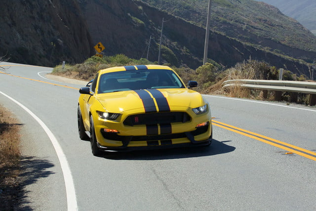 ford mustang history 2016 shelby gt350r