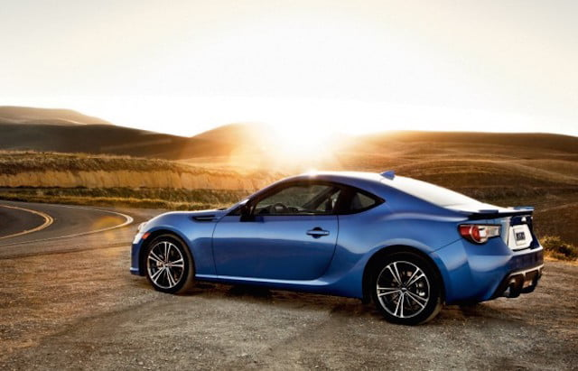 Subaru's 2016 BRZ sports car gets a $300 price cut and adds new standard equipment