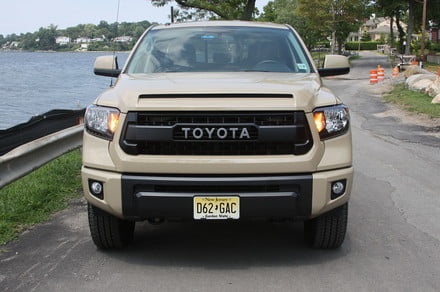 2016 toyota tundra trd pro review 15 minute news. Black Bedroom Furniture Sets. Home Design Ideas