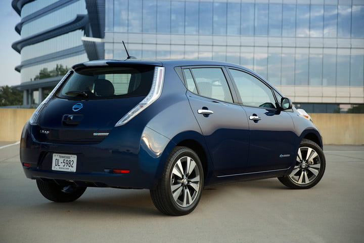 Nissan Leaf No Charge To 2016 04