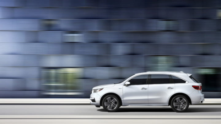2017 acura mdx news teasers specs feat