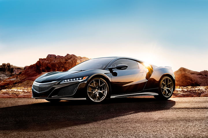 Rumored Acura Nsx Type R Could Go Rear Wheel Drive 2017
