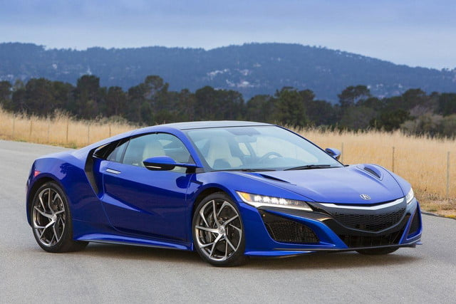 2017 Acura NSX Front