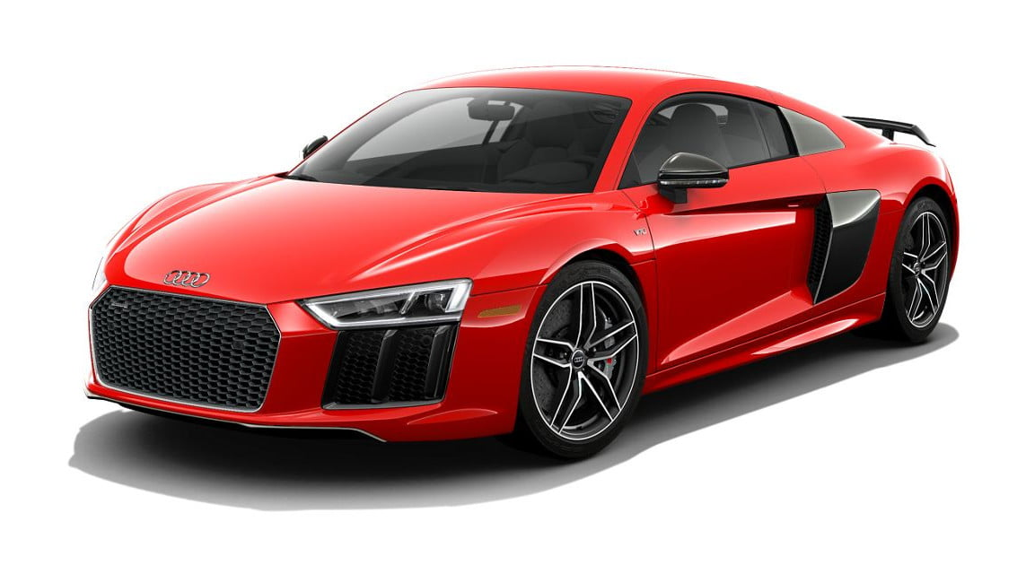 2017 Audi R8 V10 Plus Review Digital Trends