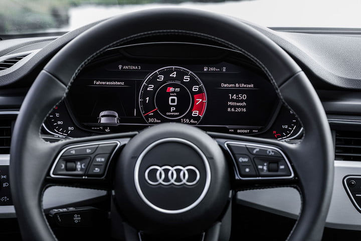 2017 Audi S5 Coupe First Drive Digital Trends