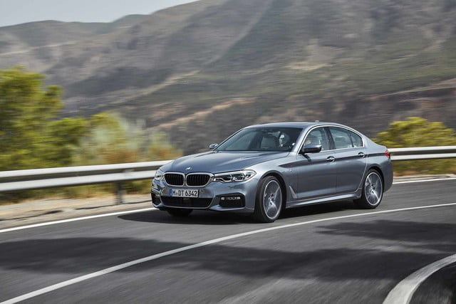 2017 bmw 5 series news pictures performance specs 20