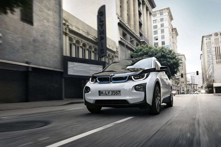 2017 Bmw I3 Electric Vehicles Make Sense For Use In Large Dense Cities Looking To Reduce Emissions And Noise The Los Angeles Police Department Lapd Has