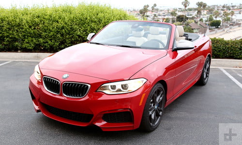 2017 BMW M240i Convertible Review | Digital Trends