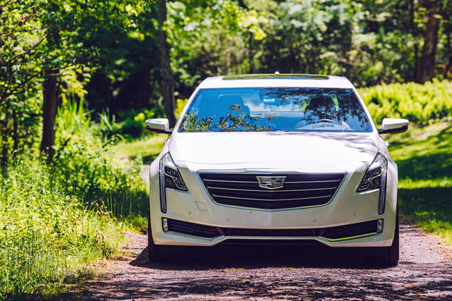 2017 Cadillac Ct6 Plug In First Drive Review Digital Trends