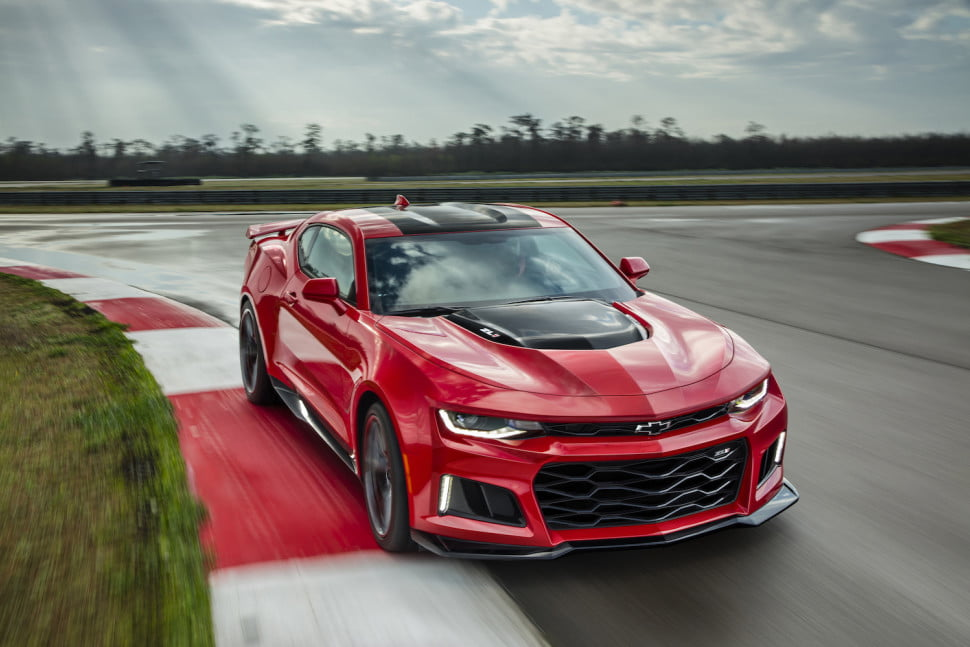 Callaway's supercharged Camaro SC740 will leave Hellcats and Mustangs in the dust