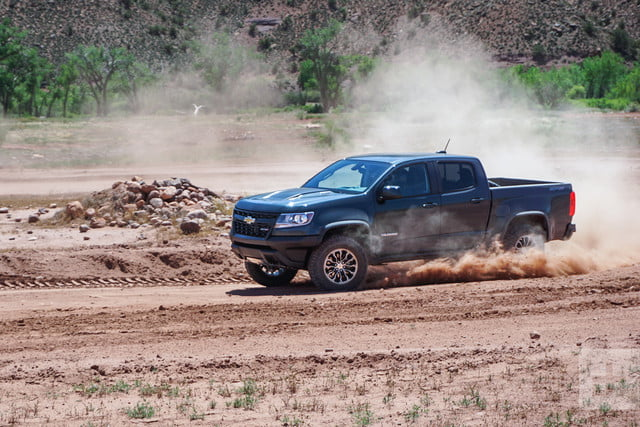 2017 chevrolet colorado zr2 first drive review 4wd 1