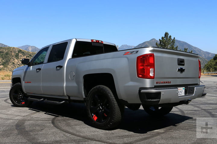 Elegant 2017 Chevrolet Silverado 1500 LTZ Z71 4WD Review  Digital