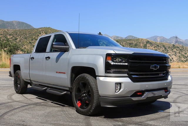 2017 Chevrolet Silverado 1500 LTZ Z71 4WD Review | Digital ...