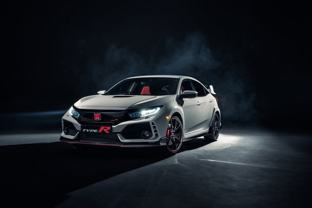 Superieur 2017 Honda Civic Type R