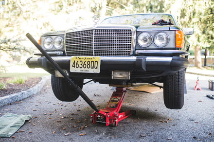 Want to be your own mechanic? Heres how to jack up a car (and do it ...