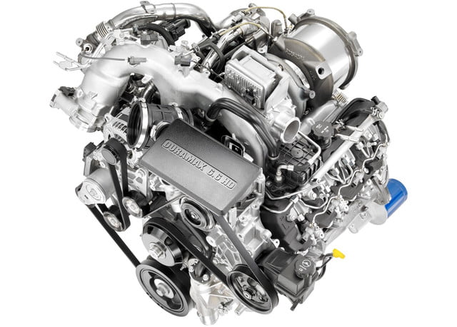 GM Fires Back at Ford with Upgraded Duramax Diesel V8 | Digital Trends