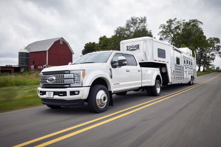2017 Ford Super Duty Adaptive Cruise Control Details Specs