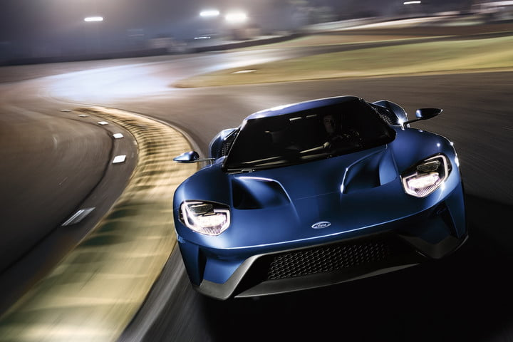 Like Nearly Every Modern Supercar And Many Modern Non Super Cars The Ford Gt Has Multiple Drive Modes That Adjust Its Behavior For Different Conditions