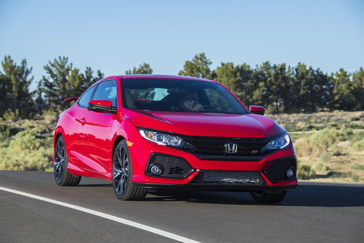 Most Reliable Cars 2017 Honda Civic Si Coupe
