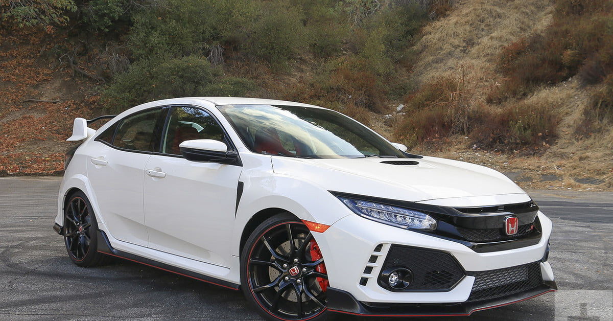 2017 honda civic type r review digital trends. Black Bedroom Furniture Sets. Home Design Ideas