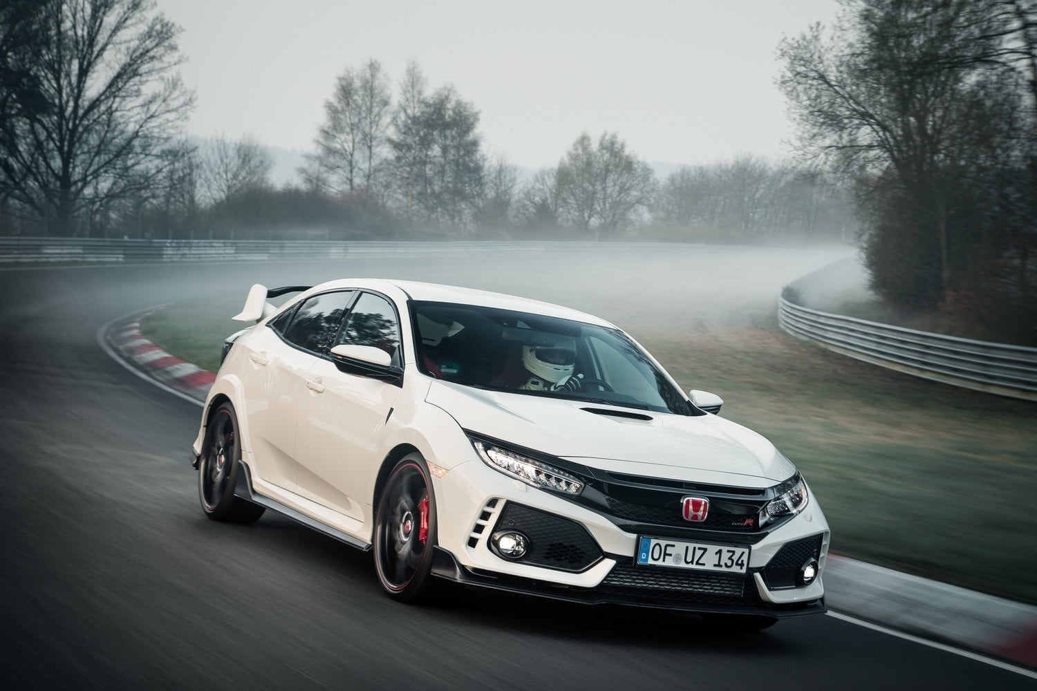 Captivating The Best Front Wheel Drive Cars Honda Civic Type R