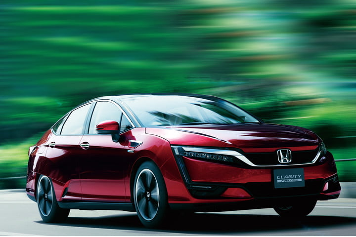 Honda Clarity Electric And Clarity Plug In Hybrid Announced