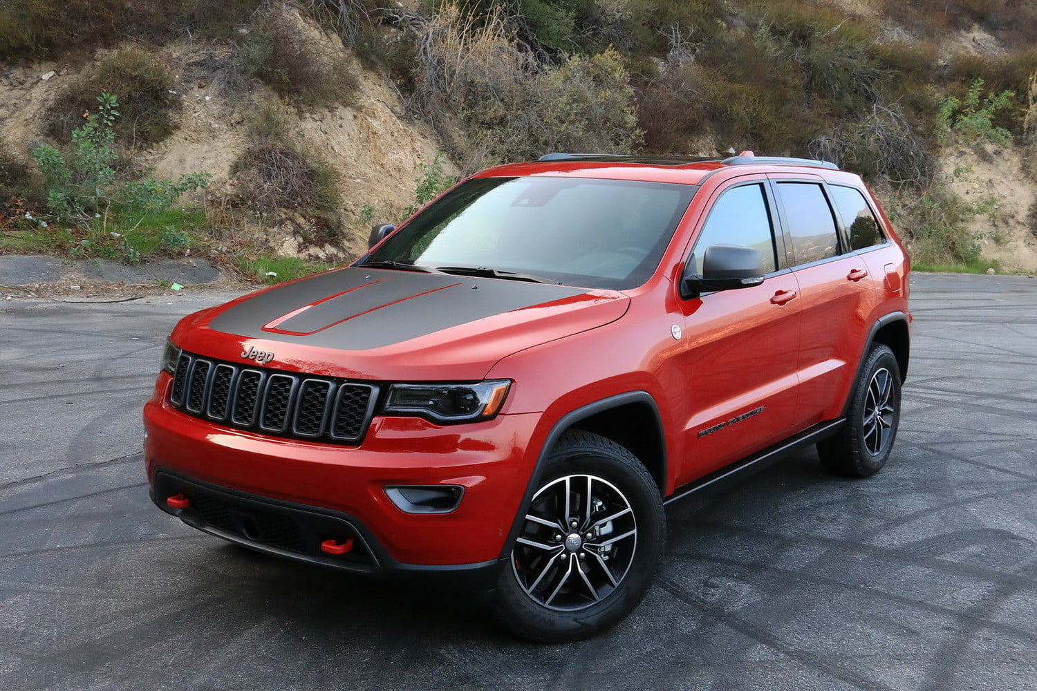 2019 Jeep Cherokee V 6 Awd Test It S Just Okay Review Car And