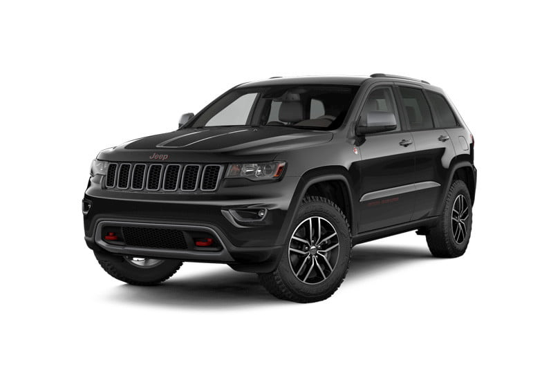2017 Jeep Grand Cherokee Trailhawk Review | Digital Trends