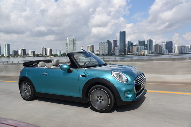 2017 Mini Convertible News Pictures Specs Digital Trends