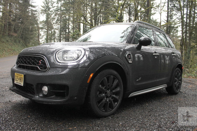 2017 Mini Cooper S All4 Countryman Front Corner